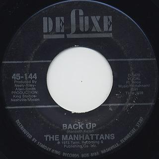 Manhattans / Fever back