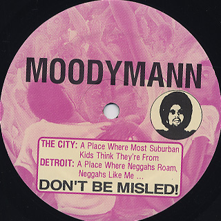 Moodymann / Don't Be Misled!