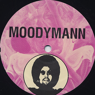 Moodymann / Don't Be Misled! back
