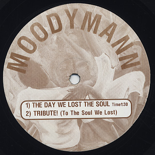 Moodymann / The Day We Lost The Soul