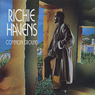 Richie Havens / Common Ground front