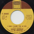 Smokey Robinson & The Miracles / That Girl c/w I Don't Blame You At All