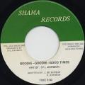 Syl Johnson / Goodie-Goodie-Good-Times