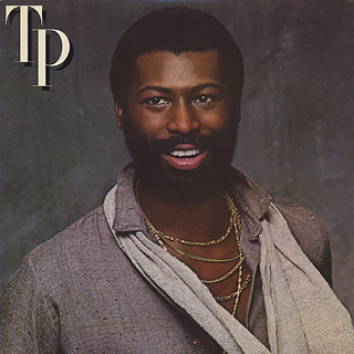 Teddy Pendergrass / TP front