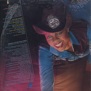 Thelma Houston / Ride To The Rainbow back