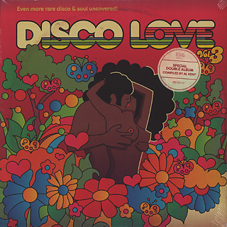 V.A.(Al Kent) / Disco Love vol.3