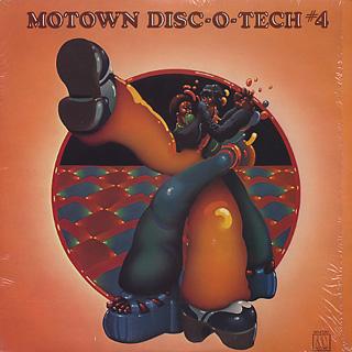 V.A. / Motown Disc-O-Tech #4