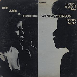 Wanda Robinson / Poetry Music