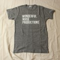Wonderful Noise Productions T-Shirts (Gray / L)