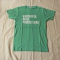 Wonderful Noise Productions T-Shirts (Green / L)