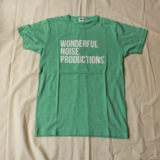 Wonderful Noise Productions T-Shirts (Green / M)