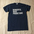 Wonderful Noise Productions T-Shirts (Navy / M)