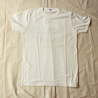 Wonderful Noise Productions T-Shirts (White / L)