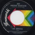 Artistics / Just Another Heartache c/w Ain't It Strange