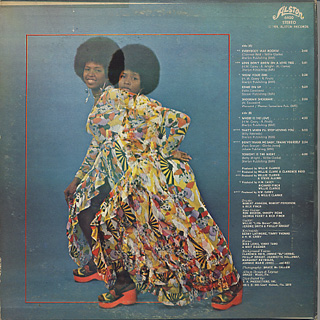 Betty Wright / Danger High Voltage back