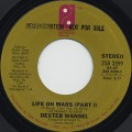 Dexter Wansel / Life On Mars(Part 1) c/w (Part 2)