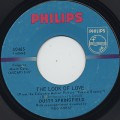 Dusty Springfield / The Look Of Love c/w Give Me Time(L'Amore Se Ne Va)