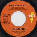 Emotions / From Toys To Boys c/wI Call This Loving You