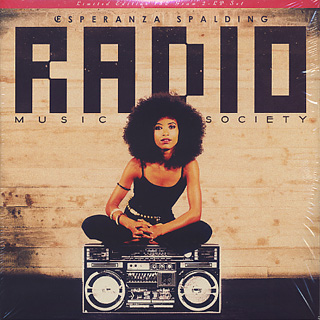 Esperanza Spalding / Radio Music Society