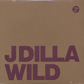 J Dilla / Wild (Chipboard Jacket)