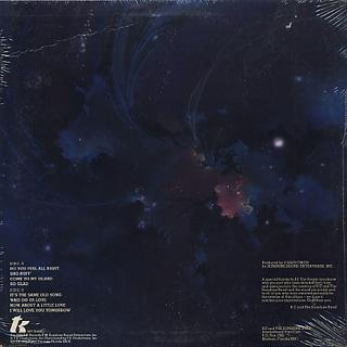 KC And The Sunshine Band / Who Do Ya(Love) (Sealed) back