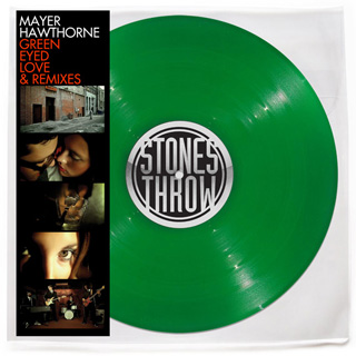 Mayer Hawthorne / Green Eyed Love & Remixes