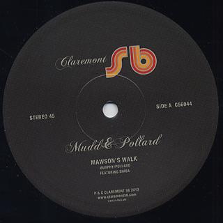 Mudd & Pollard / Mawson's Walk