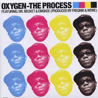 Oxygen / The Process & Guillotine 16's