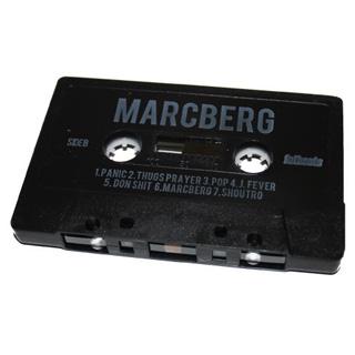 Roc Marciano / Marcberg (Cassette Tape) back