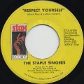 Staple Singers / Respect Yourself c/w You're Gonna Make Me Cry