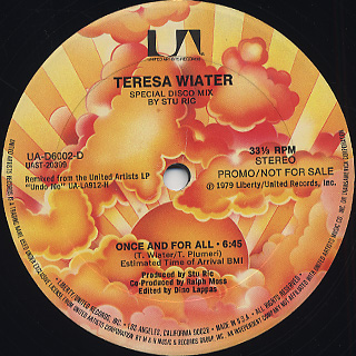 Teresa Wiater / Once And For All