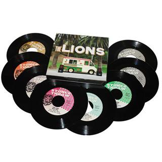 Lions / This Generation 45s (Box Set) back