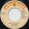 Voices Of East Harlem / Wanted Dead Or Alive c/w Can You Feel It