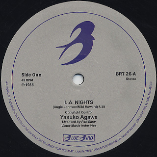 Yasuko Agawa / L.A. Nights