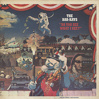 Bar-Kays / Do You See What I See?