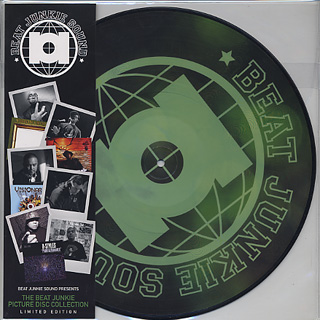 Beat Junkies / Picture Disc Collection