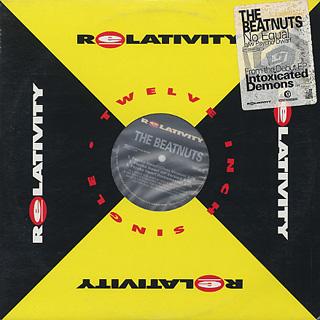 Beatnuts / No Equal c/w Psycho Dwarf