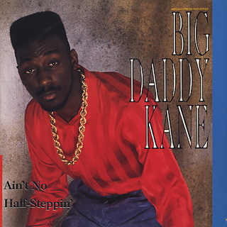 Big Daddy Kane / Ain't No Half-Steppin' front