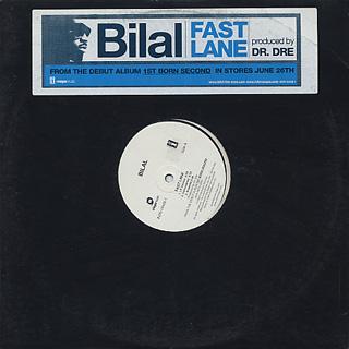 Bilal / Fast Lane