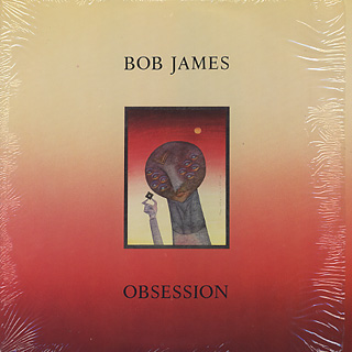 Bob James / Obsession front