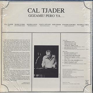 Cal Tjader / Gozame! Pero Ya... back