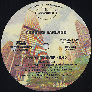 Charles Earland / Over And Over