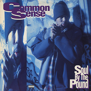 Common Sense / Soul By The Pound front