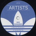 Dee Edwards / Why Can't There Be Love