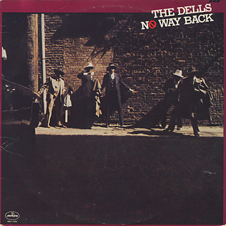 Dells / No Way Back front