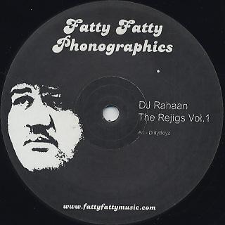 DJ Rahaan / The Re-Jigs Volume 1