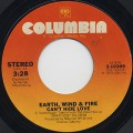 Earth, Wind & Fire / Can't Hide love