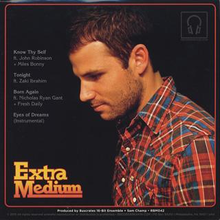 Extra Medium / Extra Medium EP back