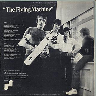 Flying Machine / S.T. back