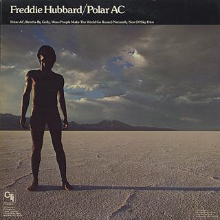 Freddie Hubbard / Polar AC back